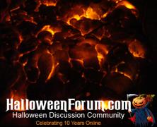 Hot Burning Coals Prop