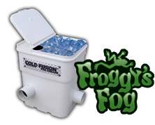 Froggy's Vortex Fog Chiller