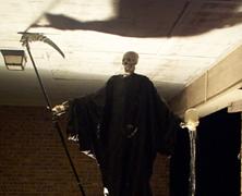 Floating Grim Reaper
