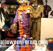 Circus Freak Puppeteer