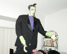 Frankenstein Plans