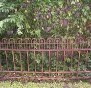 Simple Fancy Fence