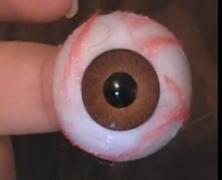 Easy Bloodshot Eyeballs