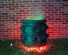 Making a Medieval Cauldron