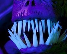 Making Glow In The Dark Teeth