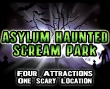 Asylum Haunted Scream Park 2013