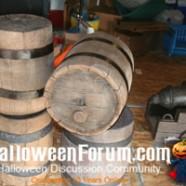 Foam Barrels