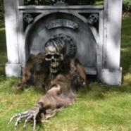 One Armed Grave Grabber
