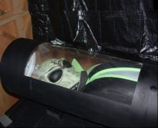 Alien Sleep Tube