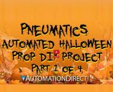 Pneumatics DIY Video Series