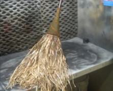 Deluxe Witches Broom